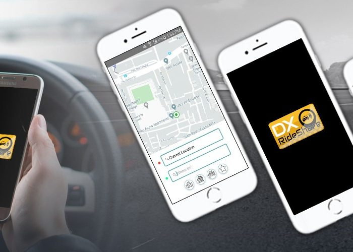 DX Ride Share