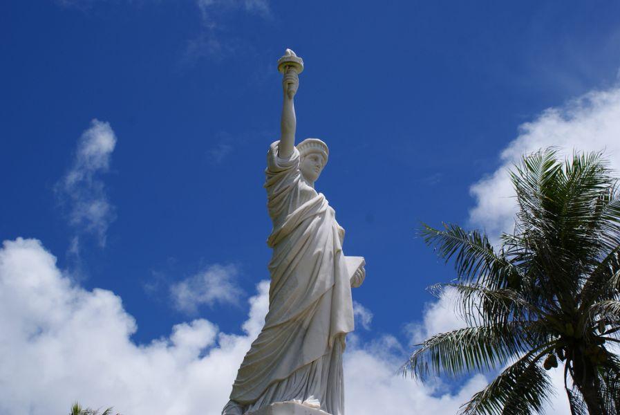 Guam Island AH2EG Tourist attractions spot