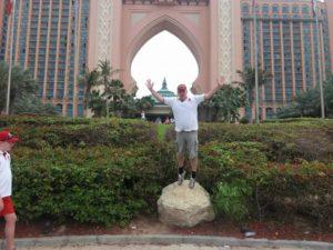 DXN jutalomút Dubaiban