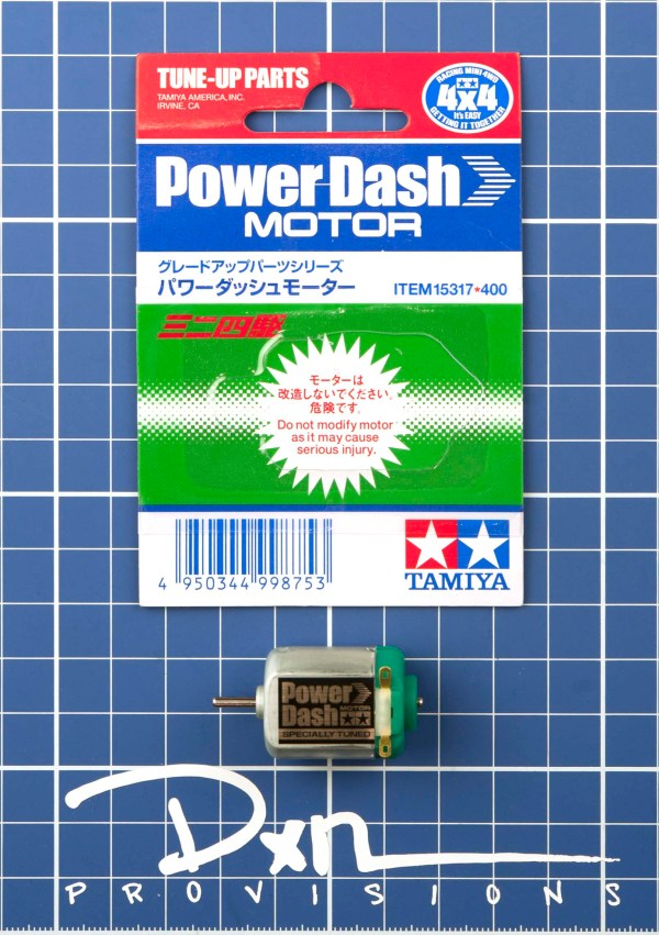 Power Dash