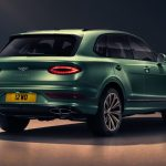 2021 Bentley Bentayga Luxury Suv Showcased