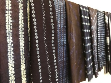 Mary Hart's work at the Textile Center of Minnesota