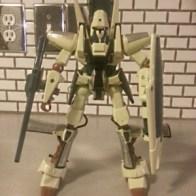 L-Gaim DX Hi Metal 1/100 scale 1984 Popy Chogokin from anime tv show Heavy Metal L Gaim(Juusenki L-Gaim 重戦機エルガイム) 1984-1985