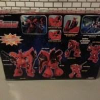 Deluxe MSN-04 Sazabi 2002 Gundam 0080 Chars Counterattack MSIA 3