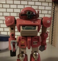 ATM-09-GC Fyana's Brutishdog Takara from anime tv show Armored Trooper Votoms or 装甲騎兵ボトムズ 1983-1984