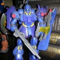 Gundam MSIA Geara Doga AMS-119 Rezin Schnyder use - Chars Counterattack 1988 Bandai 2002