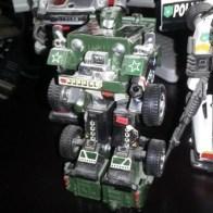 Hound Transformers 1984 G1 Autobot Hasbro J59 Jeep Japanese ID number 02 TFC-14