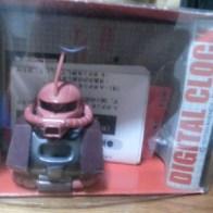 MS-06S Alarm Clock Zaku II Gundam