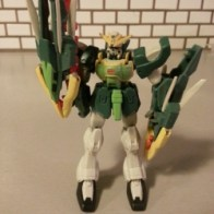 Gundam Nataku XXXG-01S2 Bandai America 2000 from anime Gundam Wing Endless Waltz a version of the Altron Gundam #11608 (新機動戦記ガンダムW: ENDLESS WALTZ Shin Kidō Senki Gandamu Uingu: Endoresu Warutsu) or 新機動戰記鋼彈W 無盡的華爾滋 from 1997