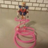 Noble Gundam MSIA GF13-050NSW Bandai America 2002 Neo Sweden #11312 Nobel ノーベルガンダム from anime (機動武闘伝Gガンダム)Kidou Butouden G Gundam 1994-1995