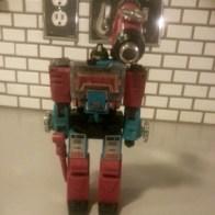 Perceptor(パーセプター Pāseputā) - 1985 Transformers Generation 1 Autobot G1 Japanese ID number 39 Percepto