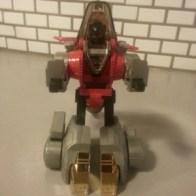 Slag Dinobot 1985 Transformers Generation 1 Autobot G1 Japanese ID number: 28 Foreign names Japanese- Slag (スラッグ Suraggu), French- Scories, Italian- Tricex, Portuguese- Chapado