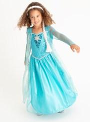 fancy dress disney frozen elsa