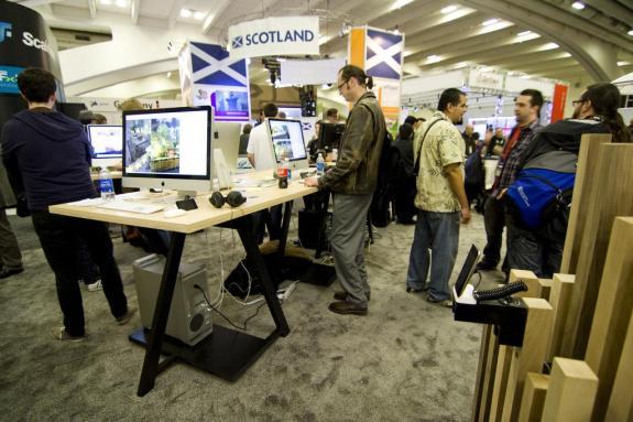 Unity Editor Demo Stations