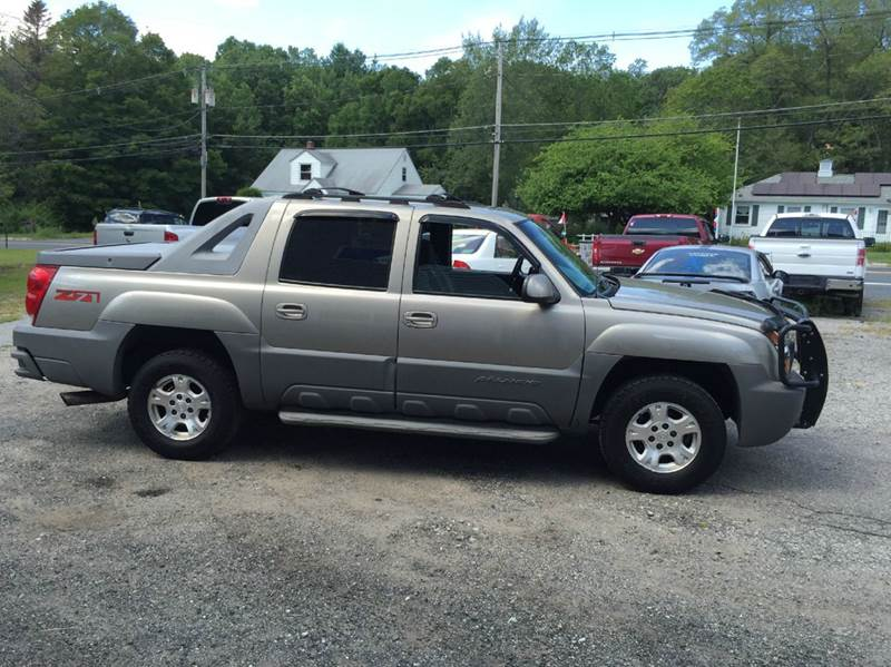 Chevrolet Avalanche Roof Rack