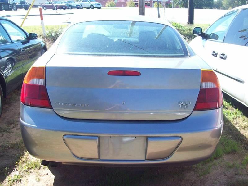 Chrysler 300m Our 1999 Chrysler 300m Is Having Electrical