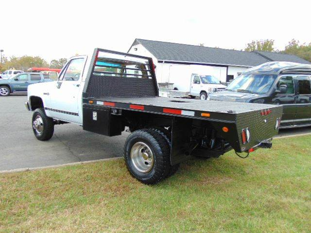 Gmc Sierra V Cab Amp Chassis 4x4 In Locust