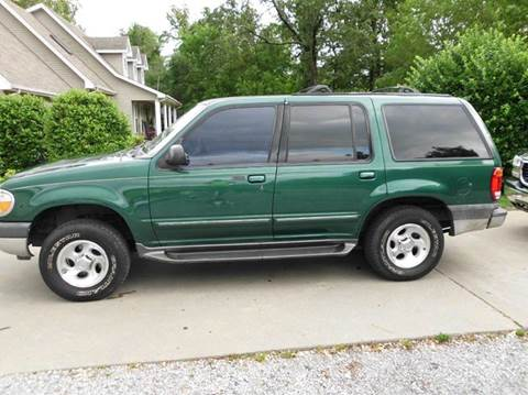 2000 Ford Explorer For Sale  Carsforsalecom