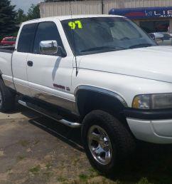1997 dodge ram pickup 1500 2dr laramie slt 4wd extended cab lb merrill ia [ 1280 x 720 Pixel ]