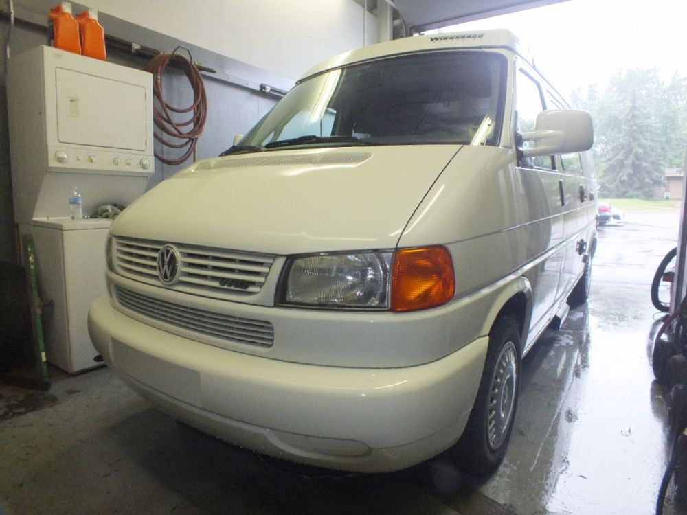 medium resolution of 1999 volkswagen eurovan 3dr mv mini van waterford mi