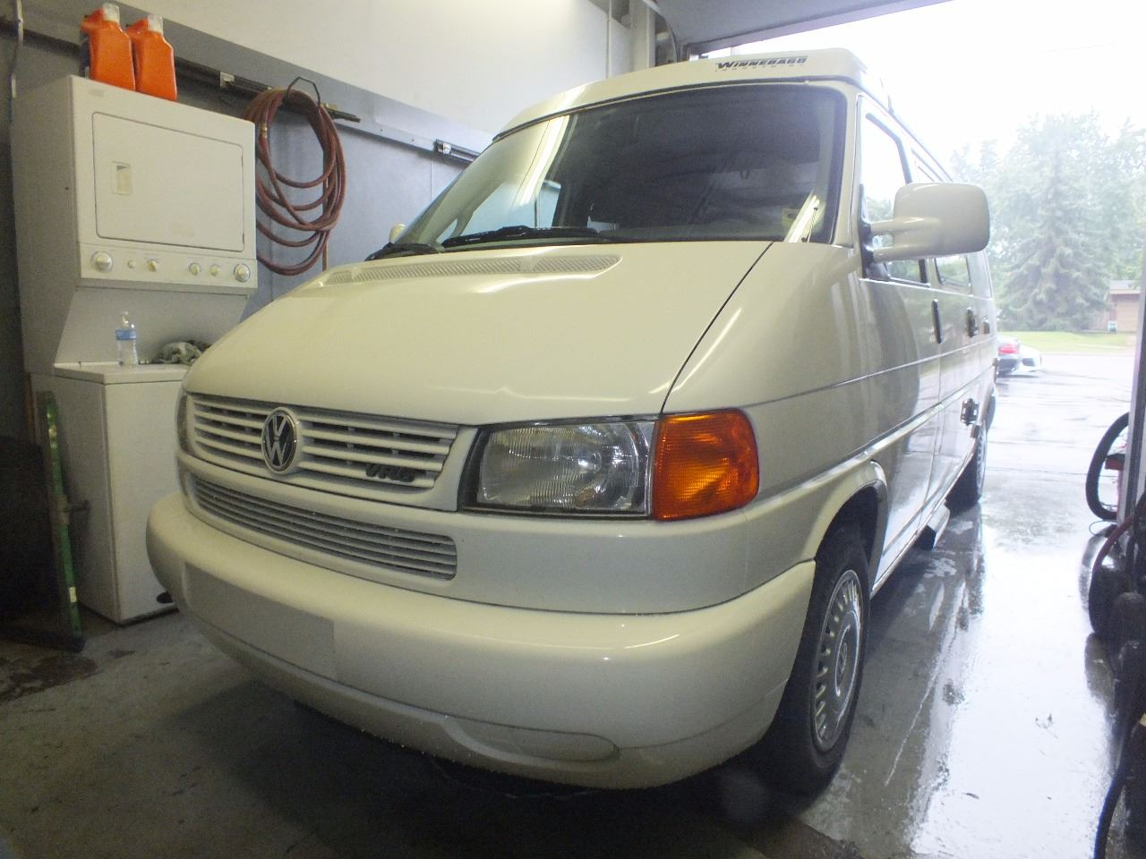 hight resolution of 1999 volkswagen eurovan 3dr mv mini van waterford mi