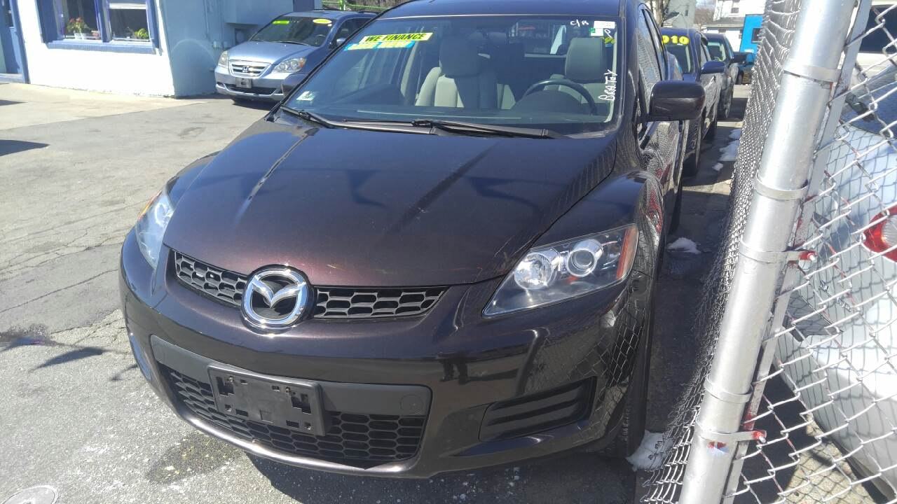 hight resolution of 2008 mazda cx 7 awd grand touring 4dr suv w lev ii emissions