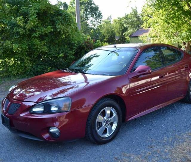 2005 Pontiac Grand Prix For Sale At Victory Auto Sales In Randleman Nc