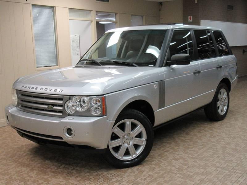 Black Range Rover Price