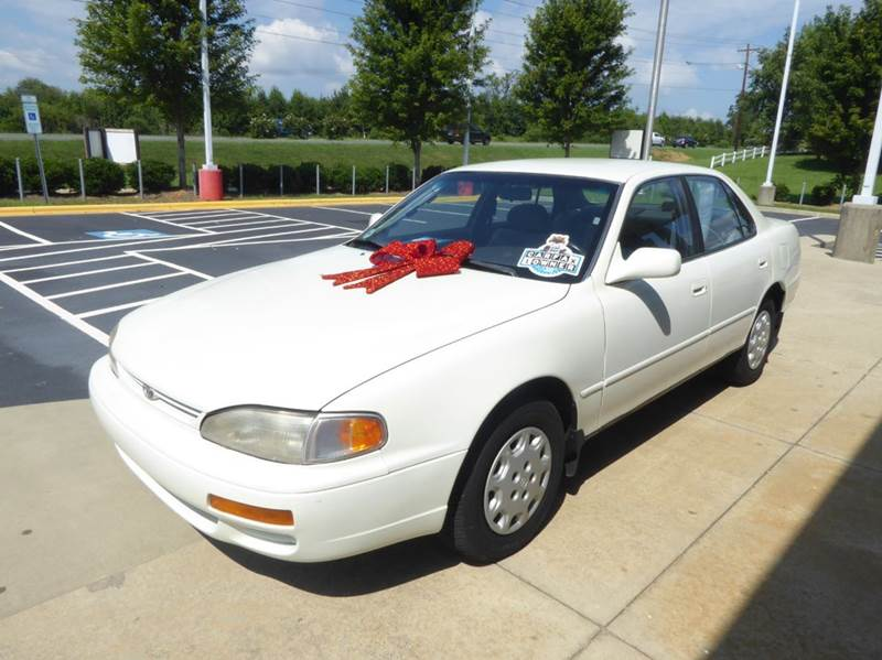 1996 Toyota Camry DX 4dr Sedan In Monroe NC