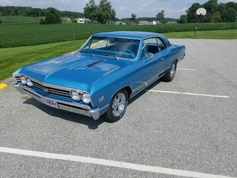 1967 Chevrolet Chevelle SS SOLD SOLD SOLD