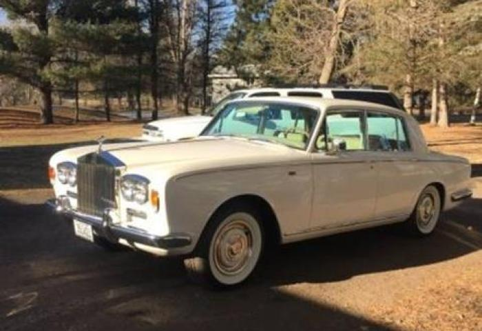 Used Rolls Royce Silver Shadow For Sale Carsforsalecom