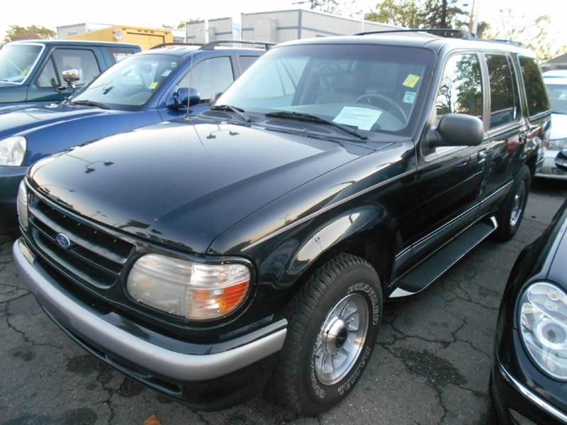 1998 Ford Explorer Xlt 4dr Suv Alloy Wheels All Power Keyless Entry