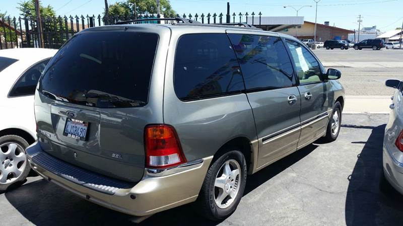 Windstar Sel 2000 Ford Windstar Where Is The Front Power