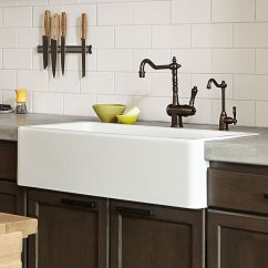 Kitchen Farm Sink Appliances Hillside 36 Inch From Dxv