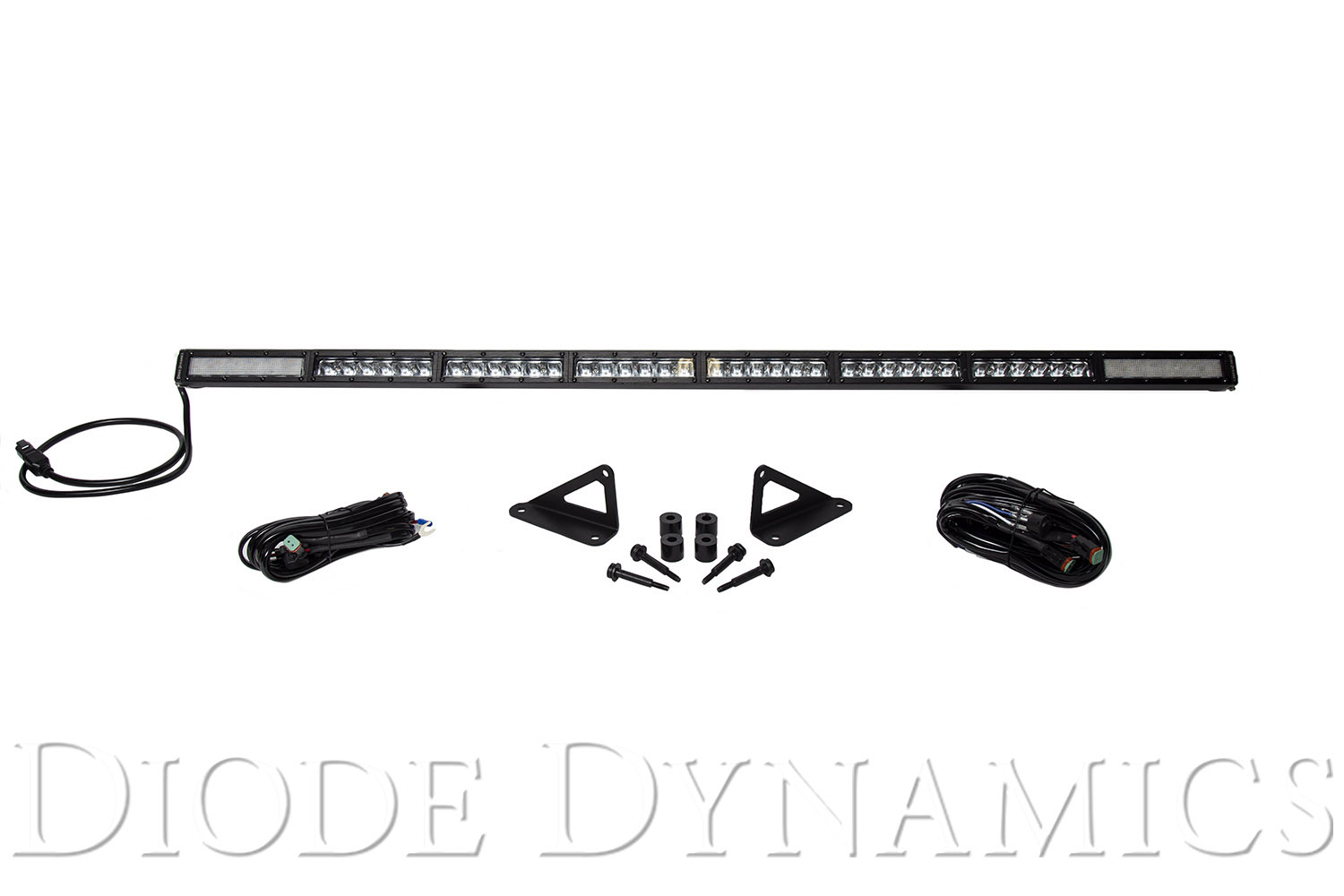 Now Available! Hood Light Bar Bracket Kit for the 2018