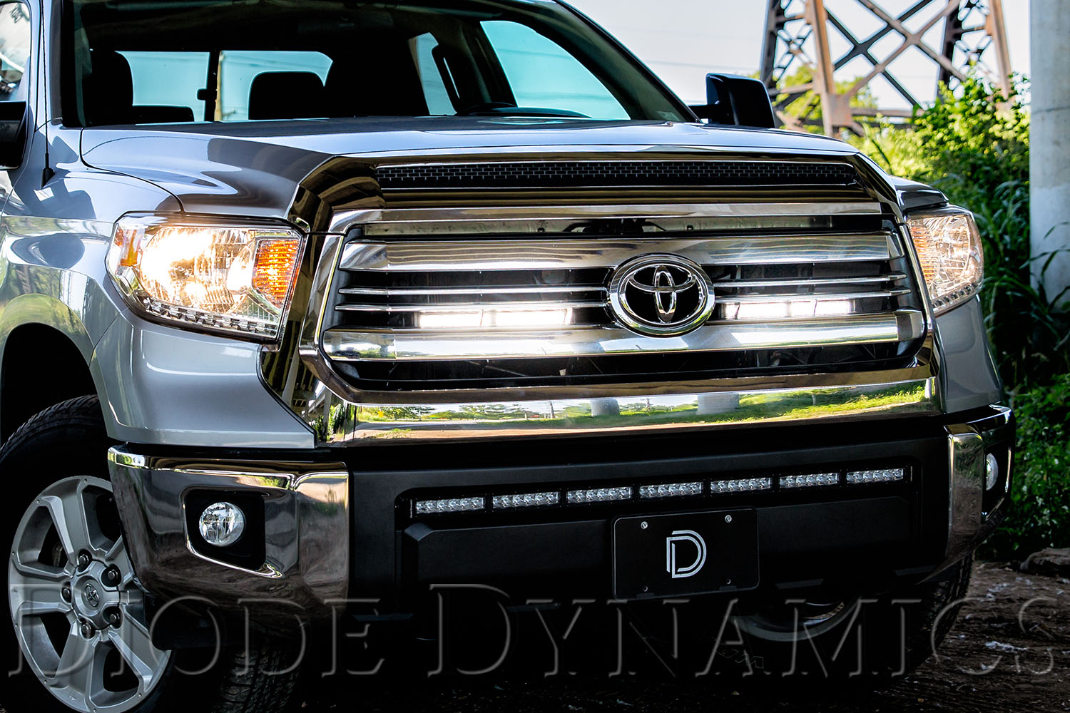 hight resolution of 2014 toyota tundra led driving light kit diode dynamics