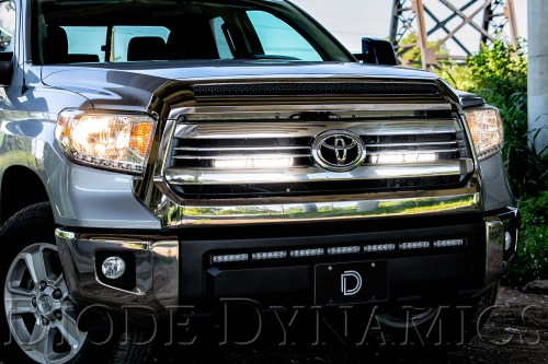 small resolution of 2014 toyota tundra led driving light kit diode dynamics