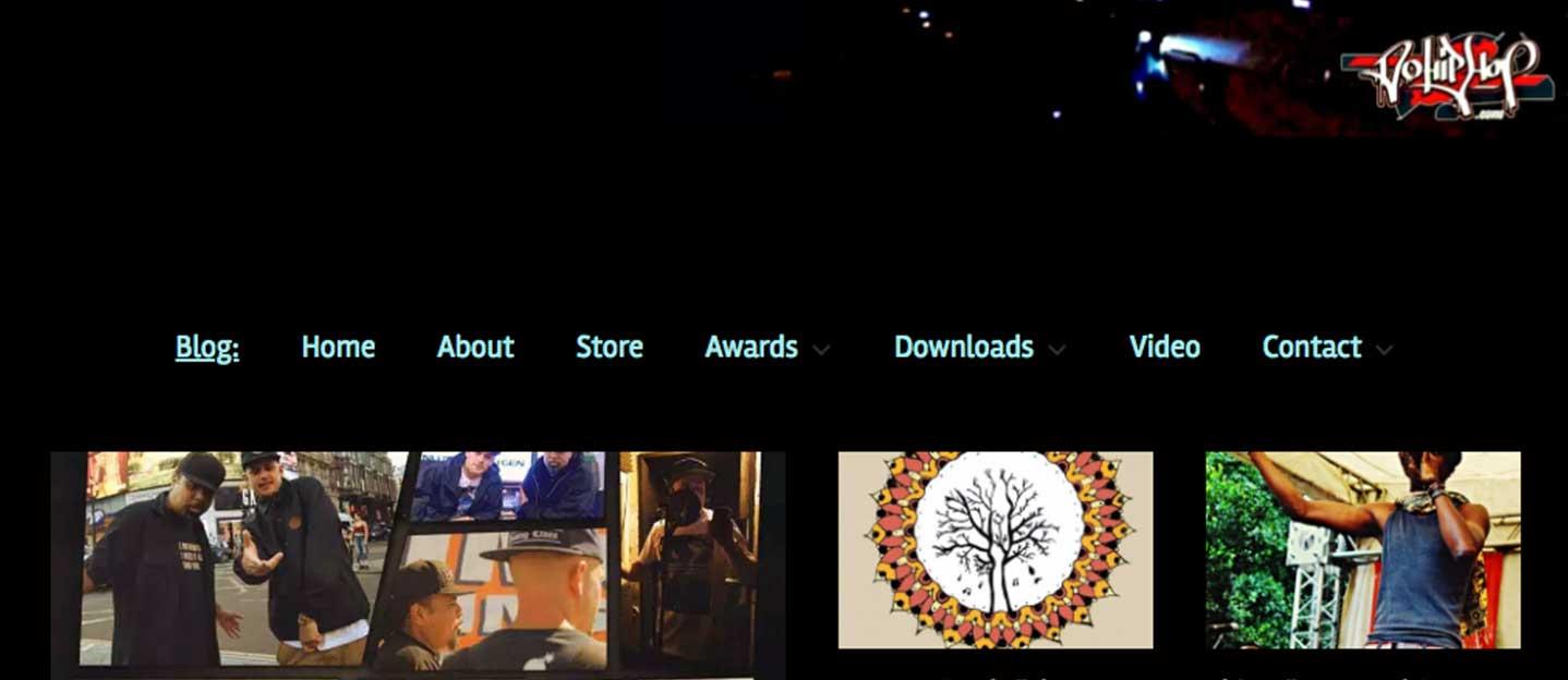 dohiphop-dot-com-website-screenshot