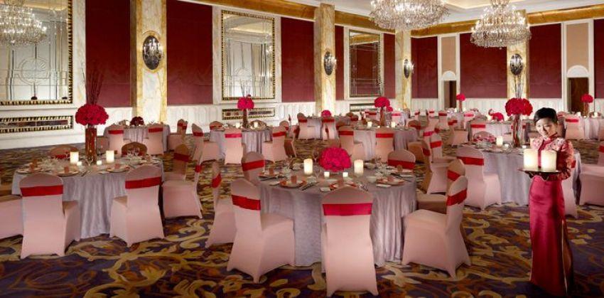 Pudong Shangri La East Shanghai Wedding Venues In