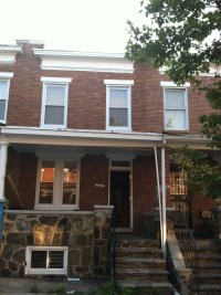 1220 N Potomac St, Baltimore, MD 21213 3 Bedroom Apartment ...
