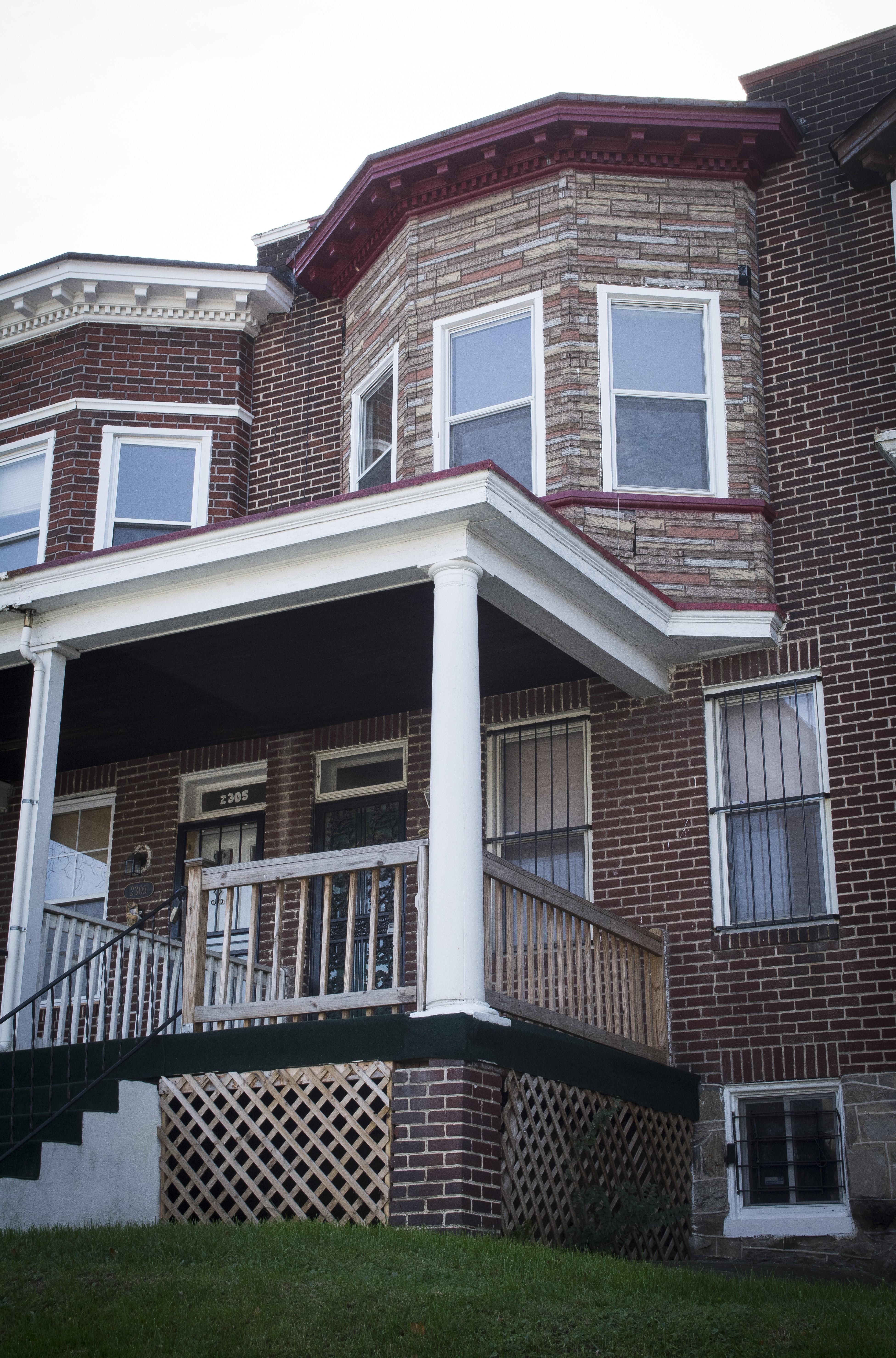 2307 W Lexington St, Baltimore, MD 21223 3 Bedroom