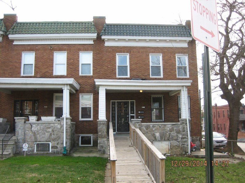 2435 W Lafayette Ave #2, Baltimore, MD 21216 2 Bedroom