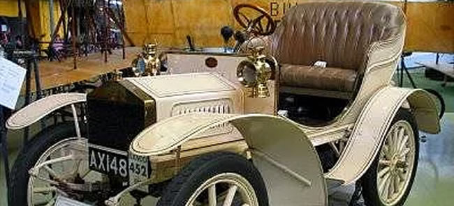 Rolls Royce 10 HP sigortamnet - Classic car brands and models