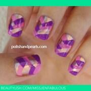 braided nail design missjenfabulous