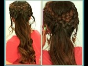 hair tutorial cute hairstyles