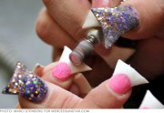 duck feet nails crazy awesome