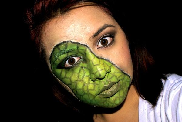 Lizard face  Alicia Ps alicialayne Photo  Beautylish
