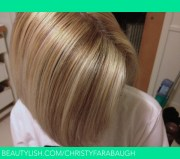 hair color highlights and lowlights