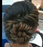 rose bud braids hair tutorial