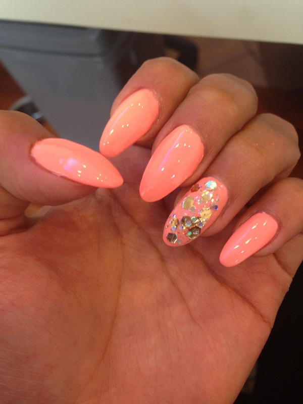 End of summer nails  Natalie Nana Ms Photo  Beautylish